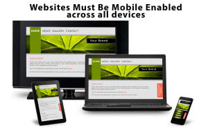 Cutting Edge Practice creates mobile friendly responsive dental websites